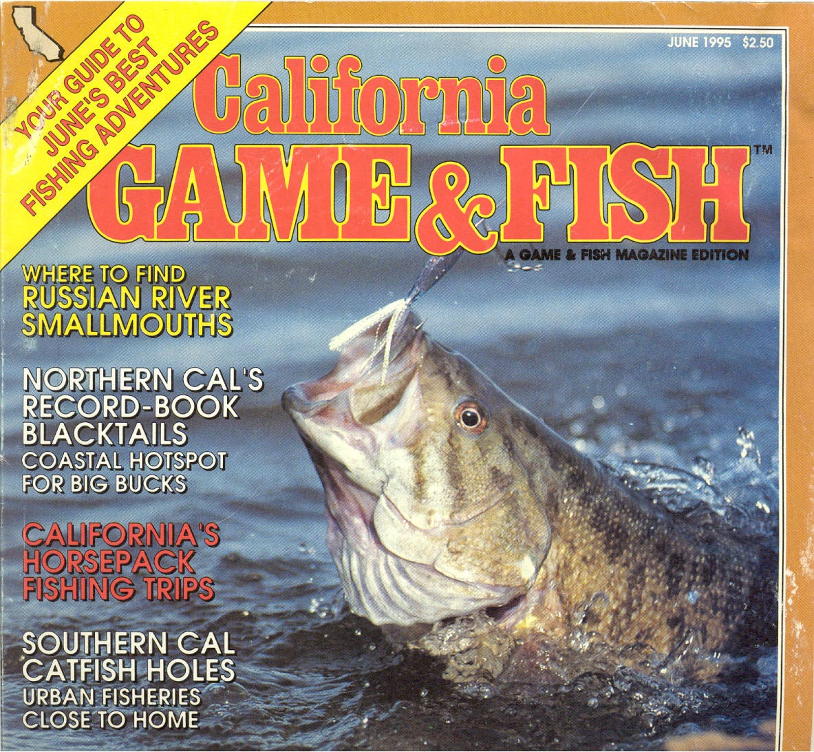 Mike swaney fishing guide northern california fishing guide for California fishing game
