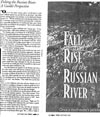Fall and Rise of the Russian River